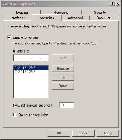 NAT on Windows 2000 Server Via RRAS service - computing.net